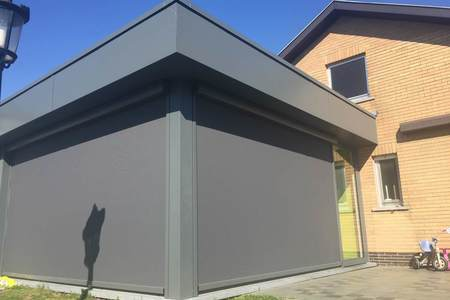 De Decker constructies -  Zonnewering